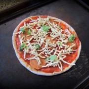 Полезная и вкусная пицца (всего 300 калорий)
