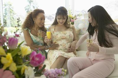 Алкоголизм во время беременности