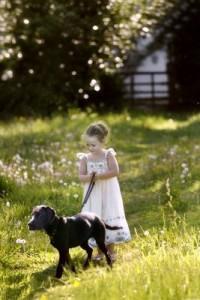 Безопасное общение детей с домашними любимцами
