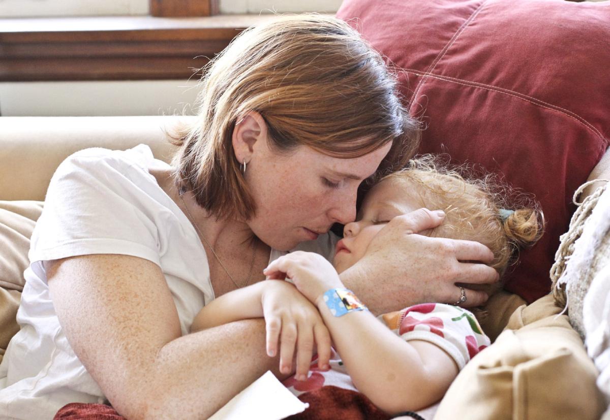 Большие надежды на единственного ребенка