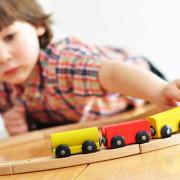 Веселые занятия для аутичных детей